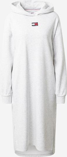 Tommy Jeans Kleid in navy / hellgrau / rot, Produktansicht