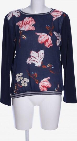 BLEIFREI Lifewear Langarm-Bluse in XL in blau / pink, Produktansicht