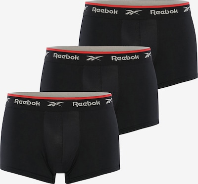 Reebok Sport Boxershorts 'REDGRAVE' in schwarz, Produktansicht