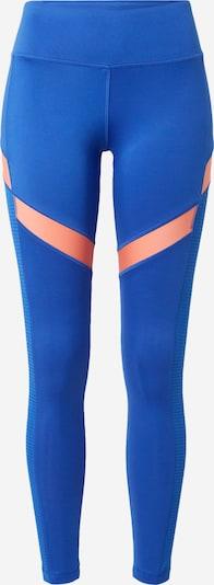 REEBOK Sport-Hosen 'WOR Mesh Tight' in blau, Produktansicht