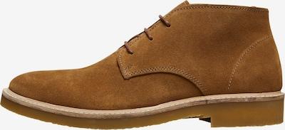 SELECTED HOMME Chukka Boots 'Luke' in dunkelbraun, Produktansicht