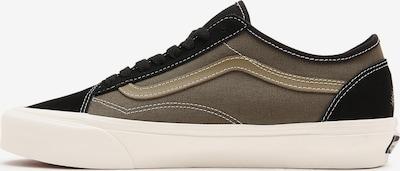 Sneaker low VANS pe oliv / negru, Vizualizare produs