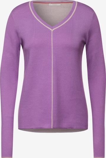 CECIL Pullover in lila, Produktansicht