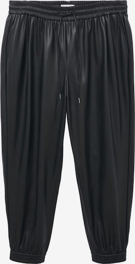 MANGO Broek 'Hudson' in de kleur Zwart, Productweergave