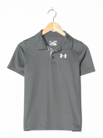 UNDER ARMOUR Polohemd in XS-S in Grau