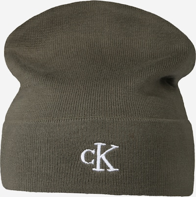 Calvin Klein Jeans Gorra en oliva, Vista del producto