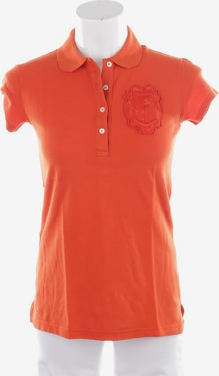 LACOSTE Shirt in XXS in orange, Produktansicht