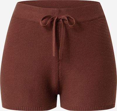 ABOUT YOU Shorts 'Chiara' in braun, Produktansicht