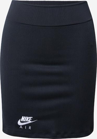 Nike Sportswear Sukně - černá / bílá, Produkt