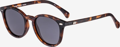 LE SPECS Sunglasses 'Bandwagon' in brown / dark brown, Item view