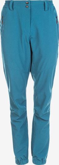 Whistler Outdoorhose 'NAJA W' in blau, Produktansicht