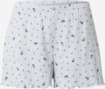 AERIE Pyžamové kalhoty - marine modrá / šedý melír, Produkt