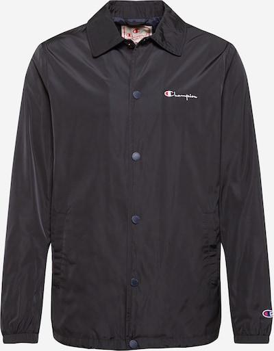 Champion Authentic Athletic Apparel Jacke in schwarz, Produktansicht