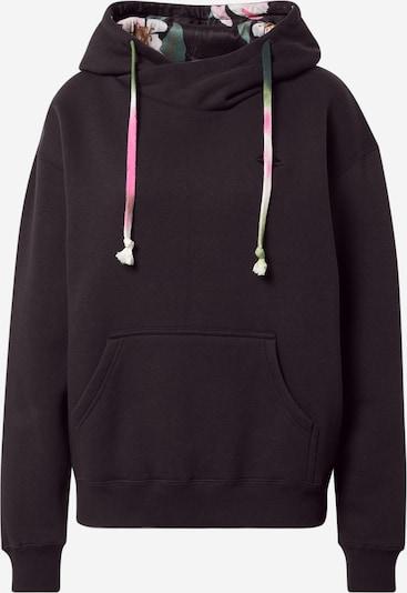 BILLABONG Sweater majica 'Louna' u toplo smeđa / smaragdno zelena / pastelno zelena / roza / crna, Pregled proizvoda