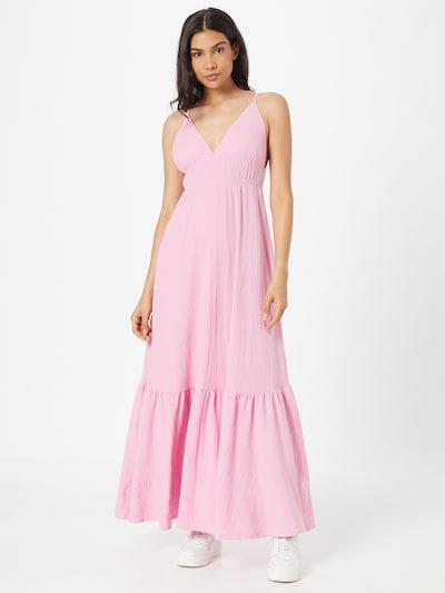 Gina Tricot Kleid 'Carmen' in rosa, Modelansicht