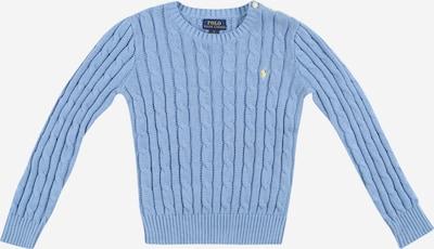 POLO RALPH LAUREN Pullover 'CABLE' in hellblau, Produktansicht