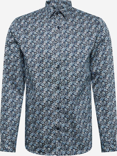 Matinique Košulja 'Trostol B1' u mornarsko plava / sivkasto plava / golublje plava, Pregled proizvoda