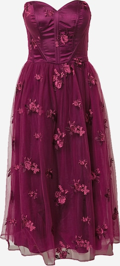 Chi Chi London Cocktail dress 'Gwyneth' in berry, Item view