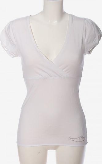 FREEMAN T. PORTER T-Shirt in S in weiß, Produktansicht