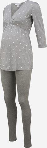 Envie de Fraise Pyjama 'MANU' in Grau