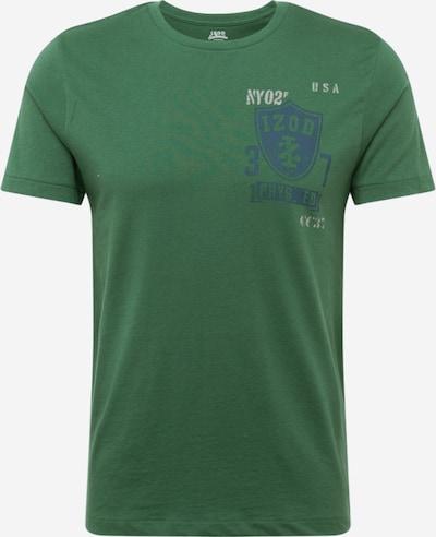 IZOD Majica u plava / zelena / bijela, Pregled proizvoda