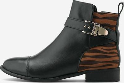 COX Ankle-Boots Trend-Stiefelette in schwarz, Produktansicht