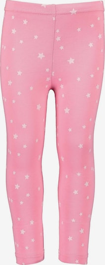 BLUE SEVEN Leggings in rosa / weiß, Produktansicht