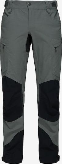 Haglöfs Outdoorhose 'Rugged Mountain' in grau / schwarz, Produktansicht