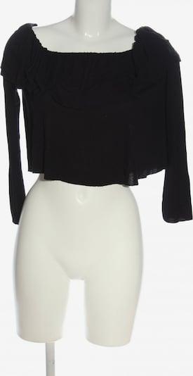 Pins and Needles Schlupf-Bluse in S in schwarz, Produktansicht