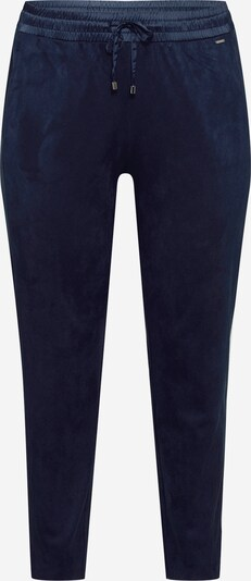 SAMOON Trousers in Ultramarine blue, Item view