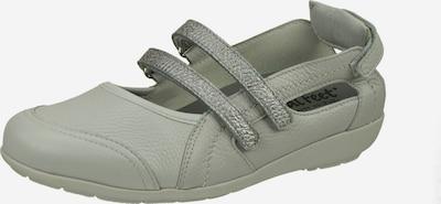 Natural Feet Ballerina Jennet in grau, Produktansicht