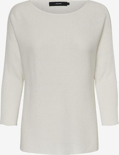 VERO MODA Pullover 'Nora' in weiß, Produktansicht
