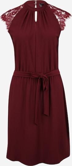 Vero Moda Tall Kleid 'MILLA' in weinrot, Produktansicht