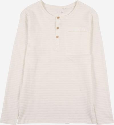 NAME IT Shirt 'Vitus' in naturweiß, Produktansicht