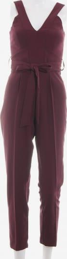Miss Selfridge Jumpsuit in XXS in rot, Produktansicht
