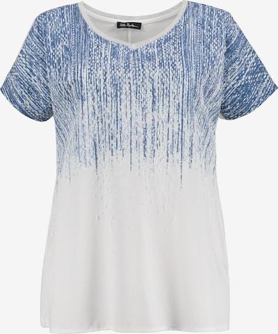 Ulla Popken Oversize tričko - modrá / biela, Produkt