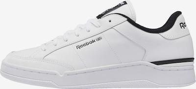 Reebok Classic Sneaker 'AD Court' in schwarz / weiß, Produktansicht