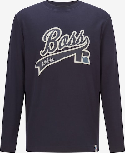 BOSS Shirt 'T_L_Russell Athletic' in Navy, Item view