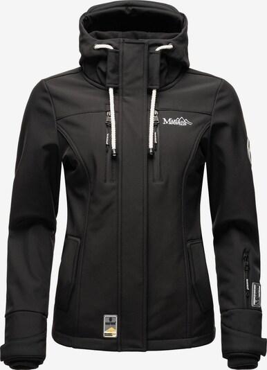 MARIKOO Jacke in schwarz, Produktansicht