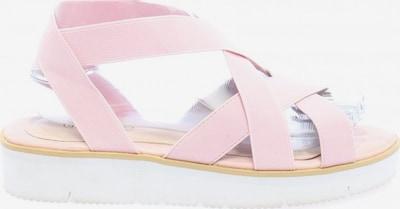 heine Riemchen-Sandalen in 40 in pink, Produktansicht
