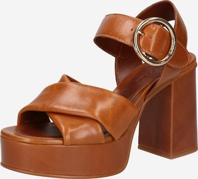 See by Chloé Sandały 'Lyna' w kolorze brązowym, Podgląd produktu