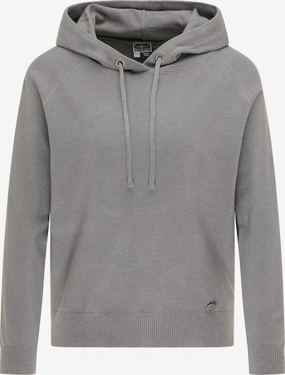 DreiMaster Maritim Pullover in grau, Produktansicht
