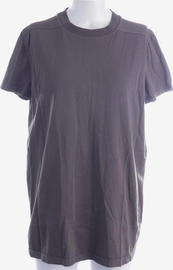 Rick Owens Shirt in XL in dunkelbraun, Produktansicht