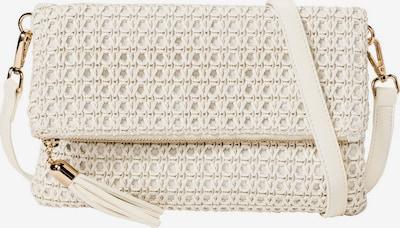 HALLHUBER Clutch in weiß, Produktansicht
