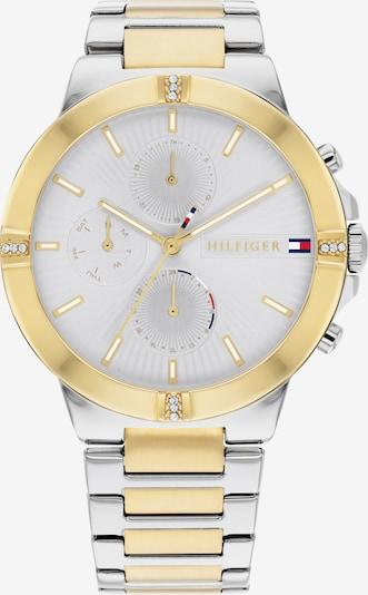 TOMMY HILFIGER Uhr in gold / silber, Produktansicht