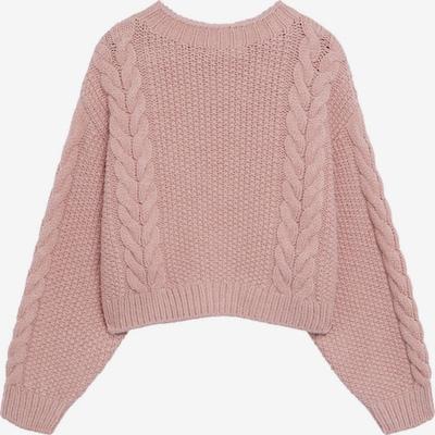 MANGO Pullover 'Home' in rosa, Produktansicht
