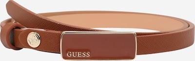 GUESS Gürtel i cognac, Produktvisning