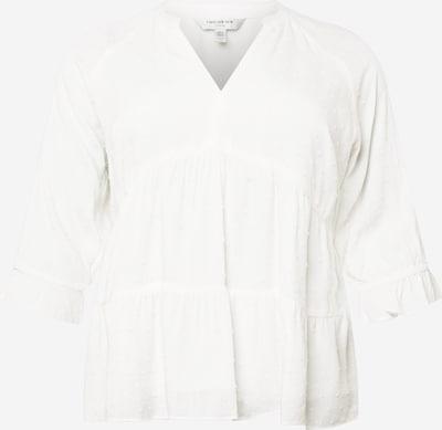 Forever New Curve Blusa 'Nancy' en blanco, Vista del producto