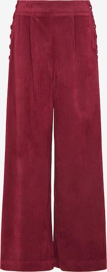 IZIA Pantalon en bordeaux, Vue avec produit