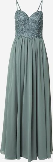 Laona Robe de soirée en vert pastel, Vue avec produit